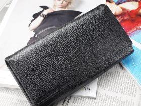 黒の開運財布